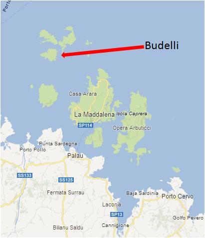 Kaartje Budelli