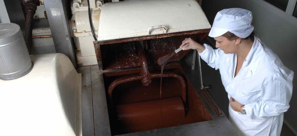 Klassieke machines voor KOMMA Slow chocolate KOMMA