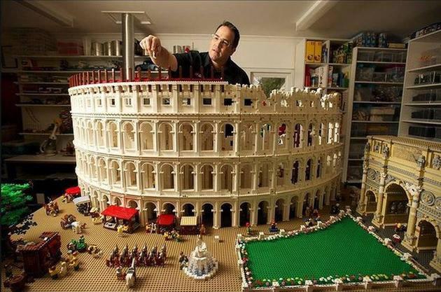 LEGO Colosseum2
