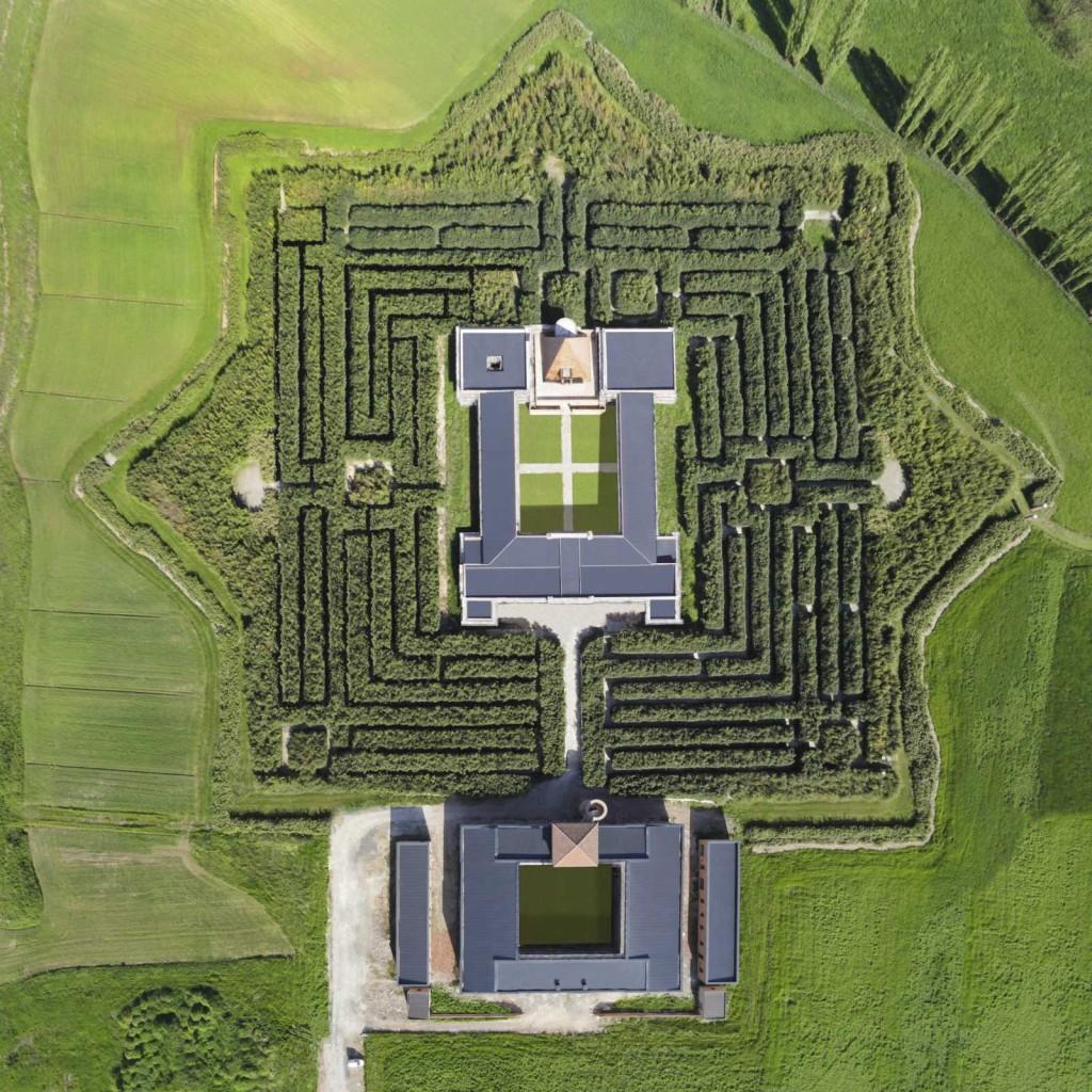 Labyrinth Franco-Maria-Ricci