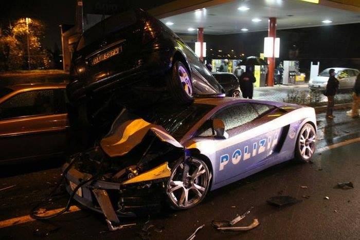 Lamborghini-Gallardo-Politie-italie