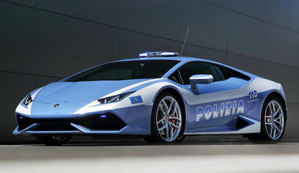 Lamborghini-Huracan-politie-italie