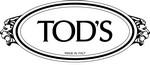 Het logo van Tod's komt op de entreekaarten