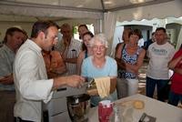Marco Argante demonstreert hoe u zelf pasta kan maken