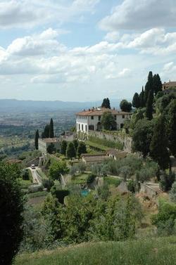 Medici villas Unesco