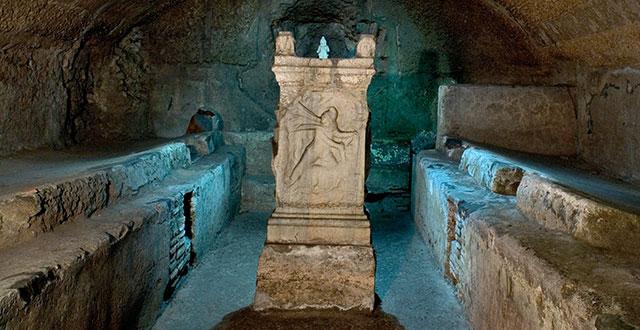 Mitras tempel