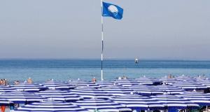 Mooie en schone stranden in Italie
