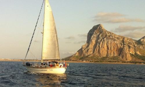 Op zeilreis met de Hollandse Zephyr in Sicilië