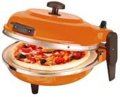 Oranje pizza oven