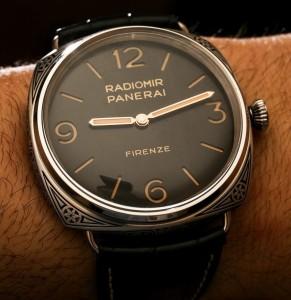 Panerai-horloge