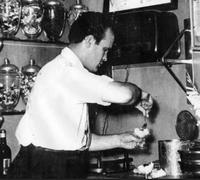 Panettoni aan het werk in de jaren 60