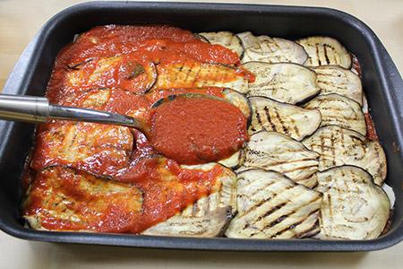 Parmigiana-recept