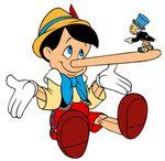 Pinocchio uit Toscane heeft geen naso maar een nasone, een grote neus