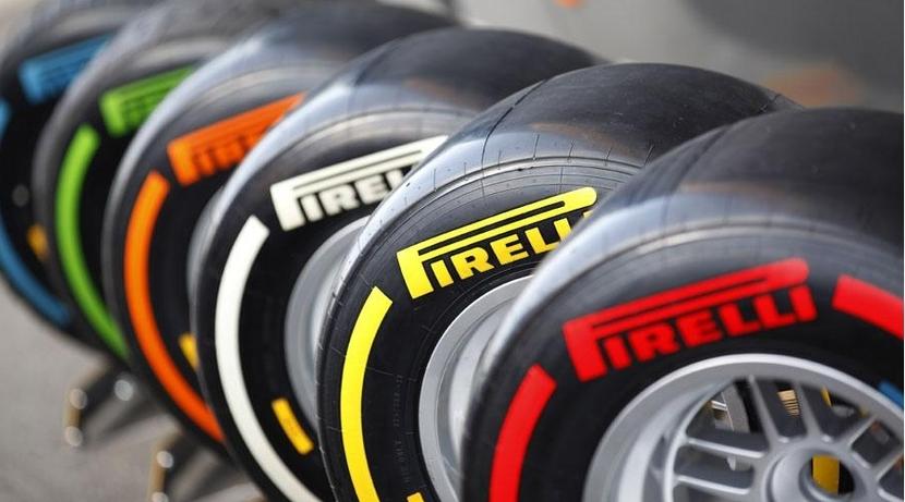 Pirelli-formule1