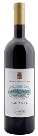 De rode wijn van het jaar. Calcarole Amarone