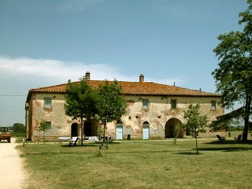Tenuta La Fratta. Een statig herenhuis uit 1300 vlakbij Siena (Toscane)