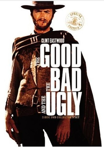The good the bad and the ugly spaghetti western