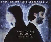 Time To Say Goodbye van Andrea Bocelli en Sarah Brightman