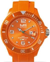 Tutti Milano Oranje Horloge