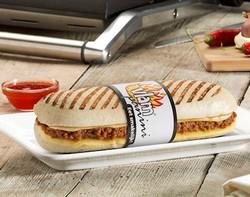 Verhollandste panini bij het tankstation