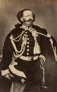 Victor Emmanuel II, de eerste koning van eenheidsstaat Italië
