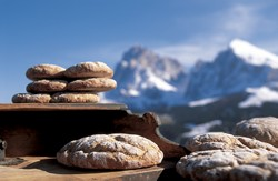 Broodparels uit Val Venosta