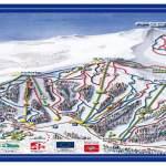 Klik hier voor de grote skikaart van het Abetone gebied in Toscane