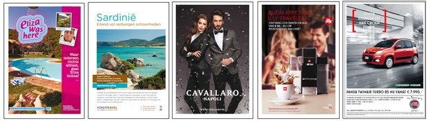 advertenties il giornale