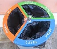Afval scheiden in Italië