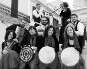 Appia Folk Ensemble op het Italië evenement smaak en stijl van Italië