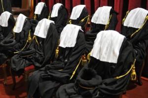 VISION - VENEZIA :  INAUGURAZIONE DELL'ANNO GIUDIZIARIO CORTE D'APPELLO DI VENEZIA