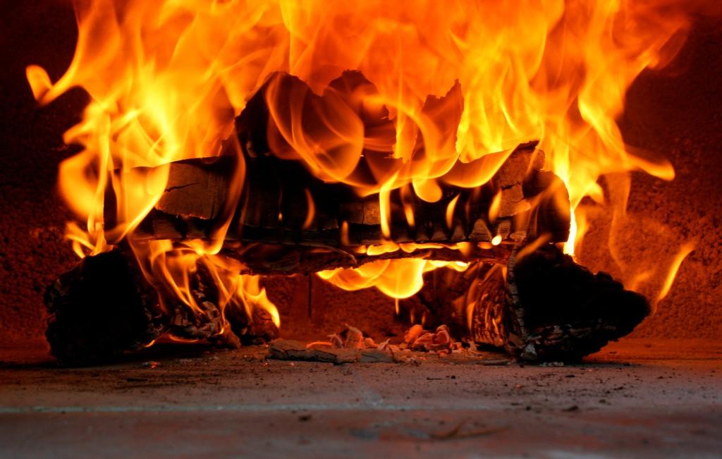 brandendvuurtje