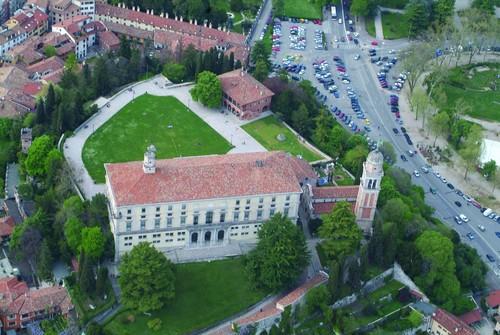 castello udine