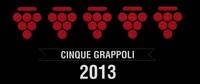 cinque grappoli 2013