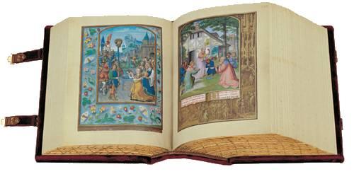 duurste boek ter wereld op het Italië Evenement inkijkje