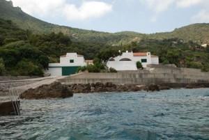 Het huis van de Oranjes in Porto Ercole is inmiddels gesloopt