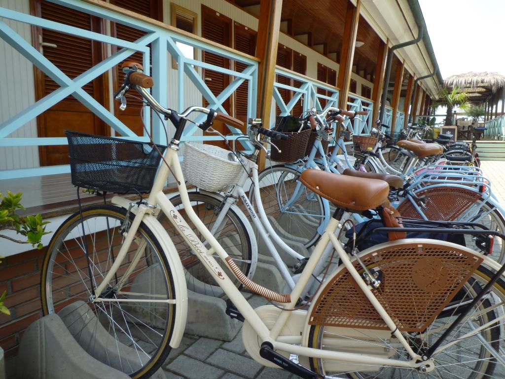 fiets in Italie