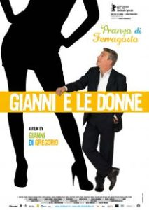 Filmposter van de Italiaanse film Gianni e le donne