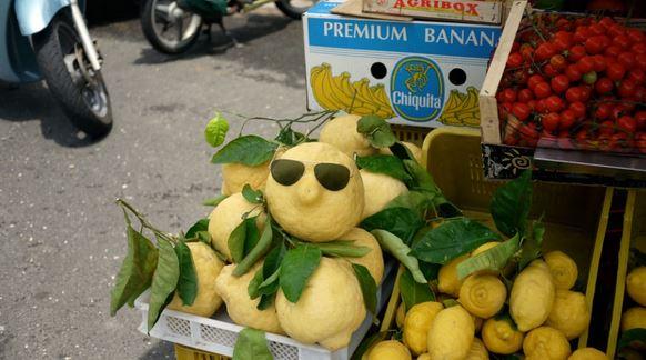 grote citroenen