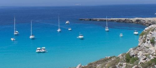 havens sicilie baai
