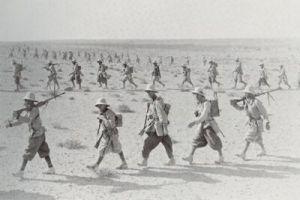 Italiaanse troepen veroveren Somaliland