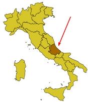 kaartje Abruzzo