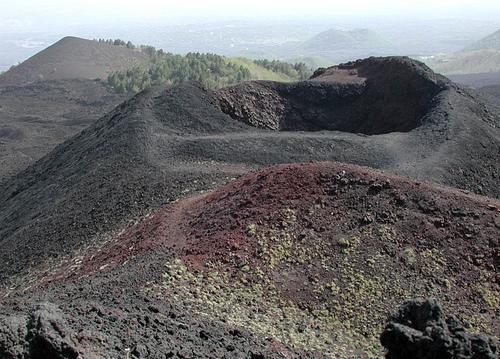Kraterhopping op de Etna
