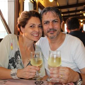 Giovanni en zijn vrouw Linda