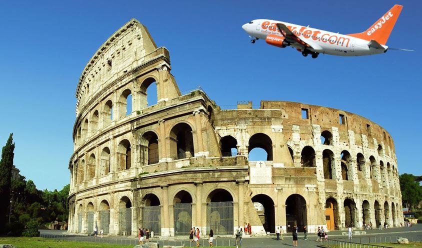 low cost vluchten italie