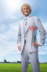 Met de campagne 'Meet Mr Holland'wordt de Italiaanse congresbezoeker verleid.