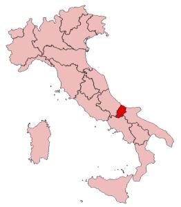 Molise. De op een na kleinste regio van Italië