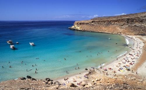 mooiste strand ter wereld lampedusa