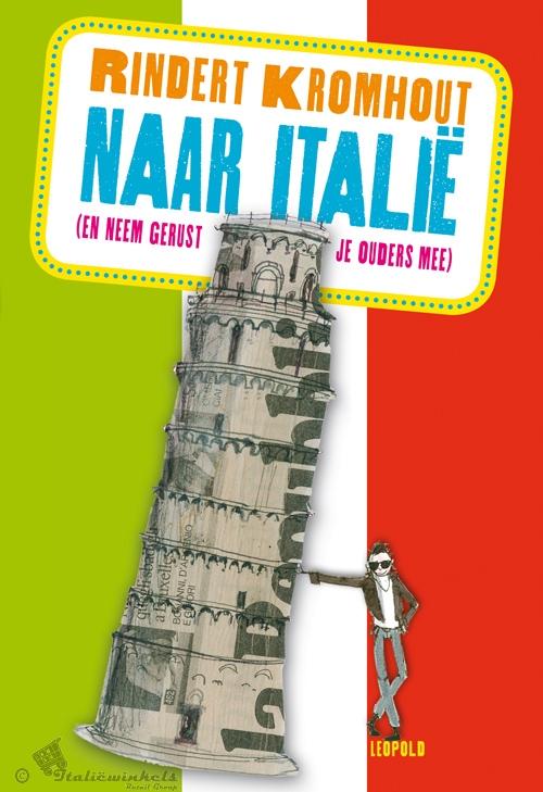Naar Italie kinderboek