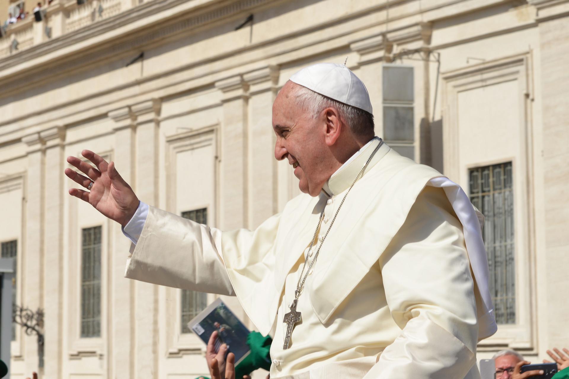 Biden bezoek Paus